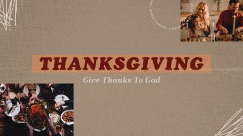 Happy? Thanksgiving